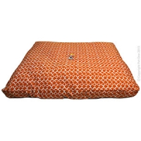 Bedding Mattress Stay Dry 70 x 50 x 12cm Summer - Orange