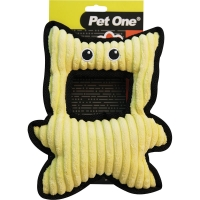 Dog Toy Monster Plush Cat