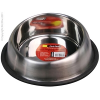 Bowl Feed Retaining Anti Skid Anti Tip S/steel (M)