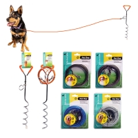 Tie-Out Cable 9m 4.8mm Suit Dogs Up To 45kg