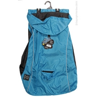 Dog Coat RainBuddy Water Resistant 65cm Blue