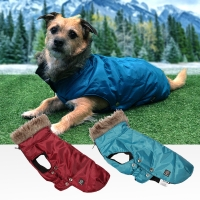 Coat Dog Polar Jacket 30cm Blue