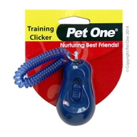 Training Clicker-Blue