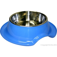 Bowl Clean Bowl 550ml Melamine Blue