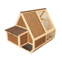 Chicken House Timber 149 X 96 X 115cm Single Storey