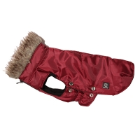 Coat Dog Polar Jacket 30cm Burgundy