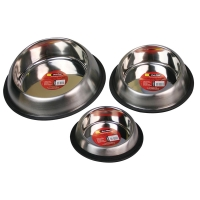 Bowl Feed Retaining Anti Skid Anti Tip S/Steel (S)
