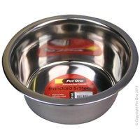 Bowl Standard S/steel 750ml