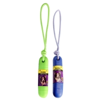 Dog Toy Tug & Chase Bean (Green)