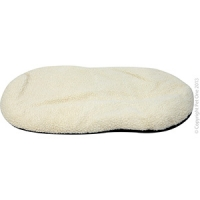 Cushion For Plastic Bed 77cm Sheepskin