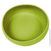 Bowl Silicone Novel Design 470ml Lime Green