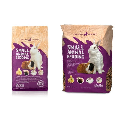 Critters Comfort Small Animal Bedding