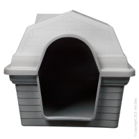 Kennel Pet One Large 97 x 74 x 74cm Chocolate