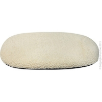Cushion For Plastic Bed 57cm Sheepskin