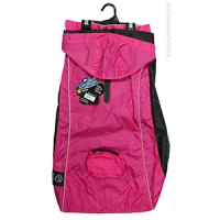 Dog Coat RainBuddy Water Resistant 60cm Pink