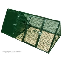 Triangle Rabbit Cage