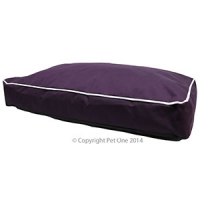 Bedding Mattress Suit Plastics Kennel (size L) Stay Dry Purple