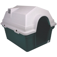 Kennel Pet One Large 97 x 74 x 74cm Green