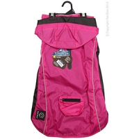 Dog Coat RainBuddy Water Resistant 55cm Pink