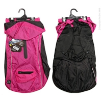 Dog Coat RainBuddy Water Resistant 40cm Pink