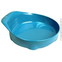 Bowl Small Animal/Small Dog 70ml Melamine Tourquoise