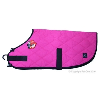 Coat Dog Night Sleeper 75cm Pink
