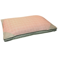 Bedding Mattress Squares 75 X 50 X 10cm Rose Pink