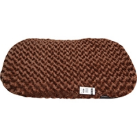 Cushion For Plastic Bed 77cm PV Fleece Brown