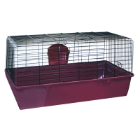 Rabbit Cages 84.5 x 49 x 37cm H Mi x  Color 3/ctn