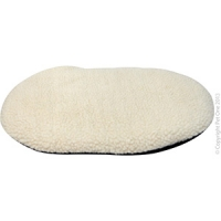 Cushion For Plastic Bed 48cm Sheepskin