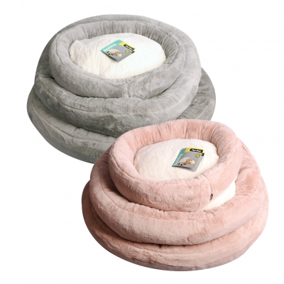 Ultra Plush Oval Bedding