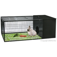 Rabbit Cage (Black)