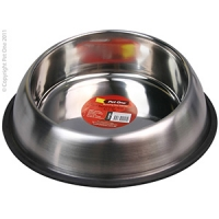 Bowl Feed Retaining Anti Skid Anti Tip S/steel (L)